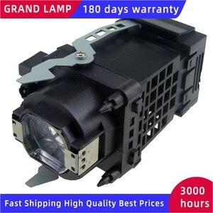 Image 4 - GRAN TV XL2400 XL 2400 per SONY KDF 46E2000 KDF 50E2000 KDF 50E2010 KDF 55E2000 KDF E42A10 Lampada Del Proiettore Della Lampadina Con Alloggiamento