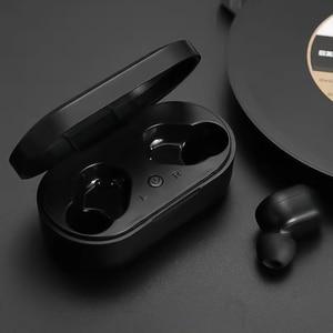 Image 2 - M1 HIFI TWS Bluetooth Earphone Waterproof IPX6 V5.0 Earphones Wireless Headphones For Android IOS With 350mAh Charging Box