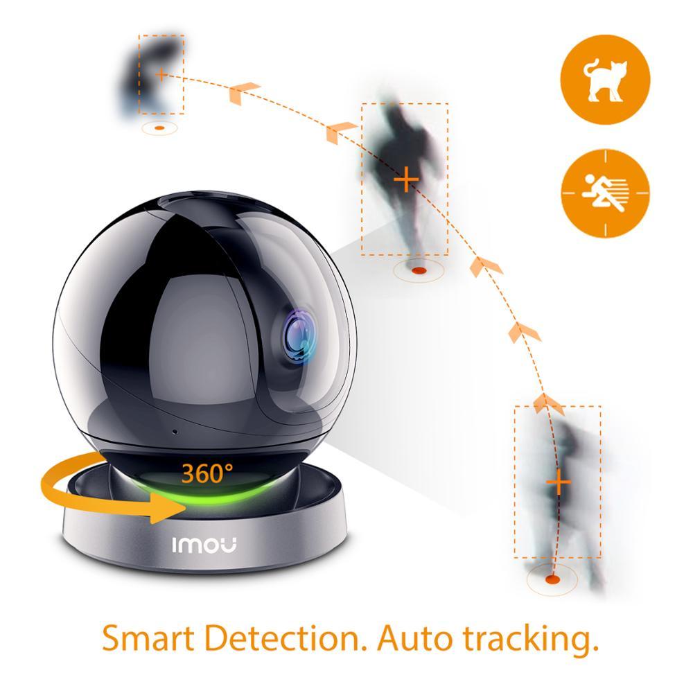 Dahua imou Ranger 2S 1080P Wifi IP Camera Home Security 360 Camera AI Human Detection Baby Phone Camera Night Vision ptz Camera 3