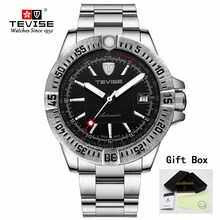 Tevise Men's Automatic Mechanical Watches Men Business Casual Wristwatches Male Sports Watch Relogio Masculino Reloj hombre naviforce 2015 relogio reloj hombre nv1823528