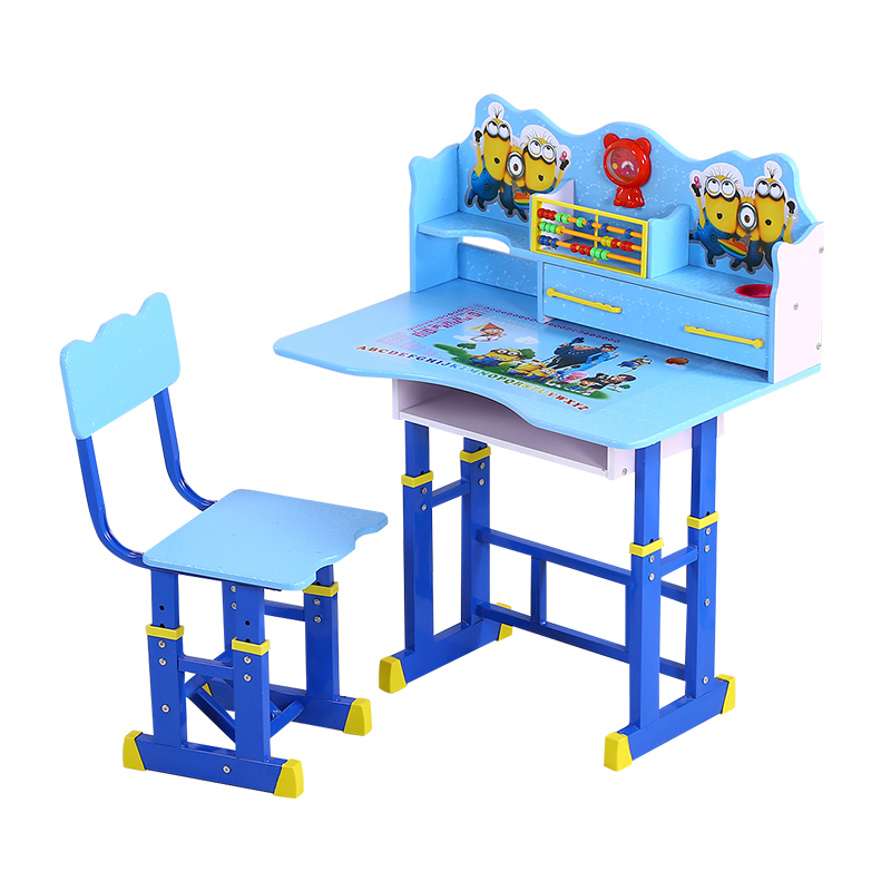 Children's Desks, Chairs, Writing Tables, Children's Bookcases, Learning Tables And Chairs