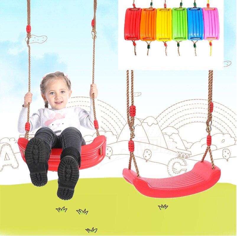 do planador do balanço do arco-íris com
