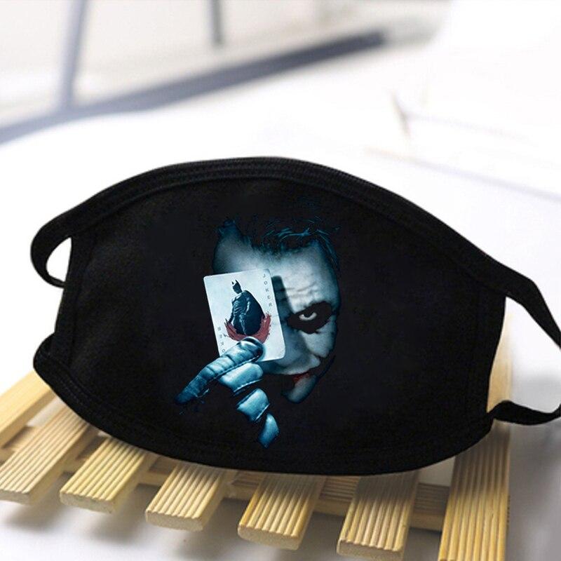 Модные маски Kawaii С мультяшным принтом, противопыльные маски для женщин и мужчин, высококачественные ветрозащитные Многоразовые моющиеся п...