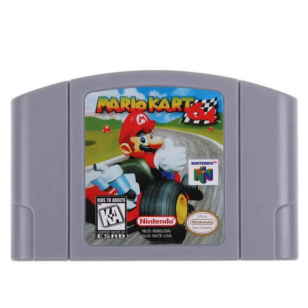 For Nintend 64 N64 Mario Smash Bros Zelda Video Game Cartridge Console Card 64 Bit Games English Language US Version