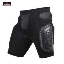 PROPRO Black Motorcycle Shorts Men Anti-drop Armor Gear Hip Butt Support Protection Motocross Hockey Snowboard Ski Protec
