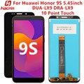 Для Huawei Honor 9S DUA-LX9 ЖК-экран оригинальный ЖК-дисплей + сенсорный экран Замена с 10 точек касания емкостный сенсорный экран для Huawei Y5P DRA-LX9