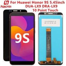 Para huawei honor 9s DUA-LX9 tela lcd original + substituição da tela de toque com 10 pontos toque para huawei y5p DRA-LX9