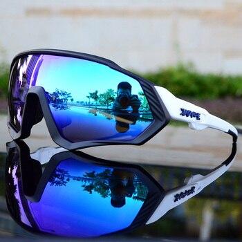 Equitação ciclismo óculos de sol mtb polarizado esportes óculos de ciclismo óculos de bicicleta de montanha 15