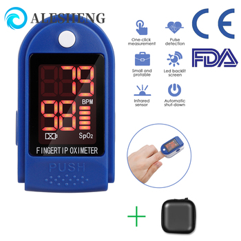 цена на CE FDA Finger Oximeter Pulse Detection Oximeter Blood Saturometer Monitor SPO2 PR Portable Pulse Oximeter Pulse Oximeter