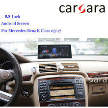 "Mercedes R Class W251 Android Dashboard Navigation upgrade 8.8""Tablet Monitor(China)"