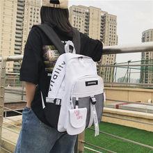 school bags for teenage girls 2020 backpack schoolbag boys Large Capacity Campus Student Bag women bookbags