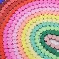 Цветные 10 мм бусины из полимерной глины в форме сердца для изготовления ювелирных изделий DIY аксессуары ручной работы 30 шт./лот