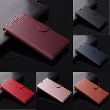Кожаный чехол-бумажник с откидной крышкой для Xiaomi Redmi Note 9 Pro 8T 8 7 6 5 4 Pro 9s 9 9A 9C 8 8A 7 7A 6A 5A 4X 5 Plus, чехол k20 F1