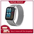 Gofuly M98 สมาร์ทนาฬิกาสำหรับ Android iOS กีฬาฟิตเนสแคลอรี่สายรัดข้อมือสวมใส่ SmartWatch Heart Rate Monitor ผู้หญิงนาฬิกาส...
