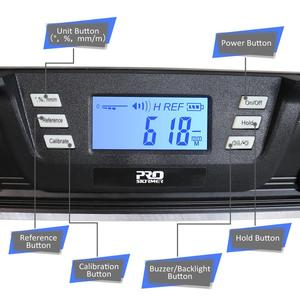Image 2 - Electronic Digital Level Inclinometer Protractor Angle Finder 40cm/60cm LCD Screen with Magnets Nivel Digital Level PROSTORMER