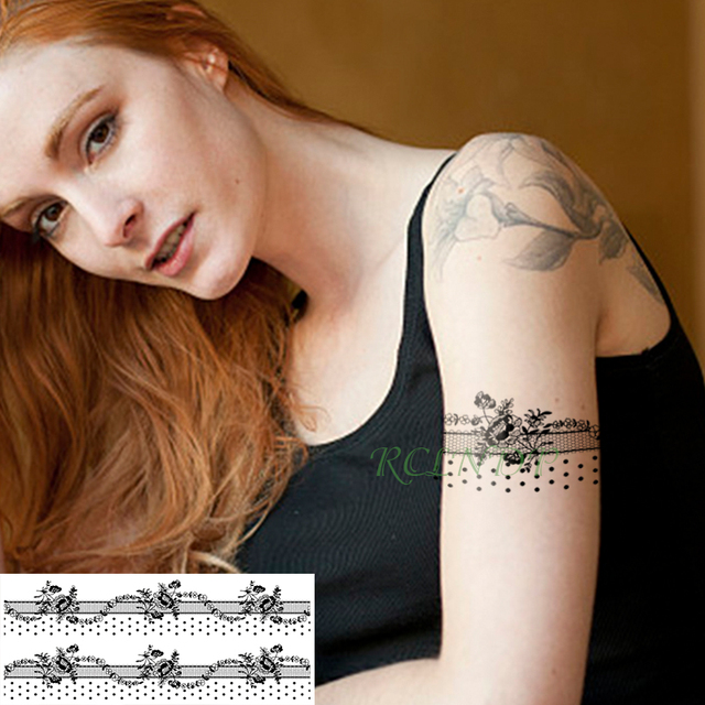 Temporary Waterproof Tattoo Sticker for Male and Female