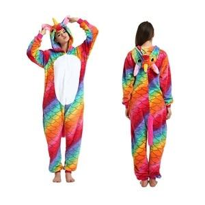 Image 5 - Afeenyrkユニコーンレディースソフト快適なパジャマセットパジャマ部屋着パジャマユニセックスのためのホームウェア/男の子/パジャマ大人