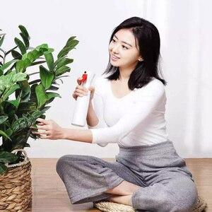 Image 4 - Youpin YJ el basınçlı püskürtücü ev bahçe sulama temizleme spreyi şişesi 300ml aile için yetiştirme çiçekler ve temizleme