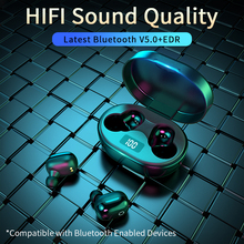 tcunpt new i7 i9s i8x wireless bluetooth earphone in ear invisible earbud headphone stereo headset for iphone sumsaung xiaomi DUSH TWS Bluetooth Earphone Wireless headphone Sport Mini Headset Stereo Sound In Ear tws 5.0 power display for Xiaomi iPhone