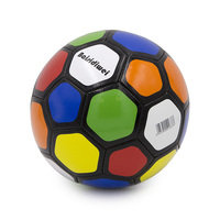 Soccer other F999 10 Football ball № 5 sport (2,7 мм PVC, 390g) sport game Soccer Sports Entertainment Team