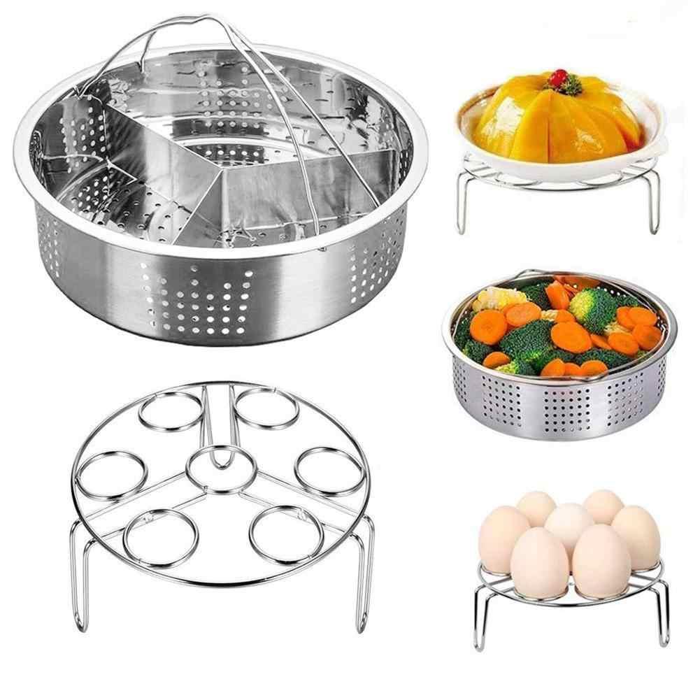 الفولاذ المقاوم للصدأ البيض باخرة رف كعكة على البخار سلة المنزل المطبخ الطبخ أداة اكسسوارات المطبخ