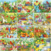 HUACAN Paint By Number Flower Bird Drawing On Canvas HandPainted Painting Art Gift DIY Pictures By Number Animal Kits Home Decor