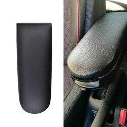 Console central do carro trava tampa braço capa para vw golf 4 bora beetle 1999-2010