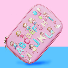 Multifunction EVA Pencil Case Kawaii Large Capacity Car Pen Bags Box School For Boy Girl Gift Pouch Stationery Student Supplies 1pcs korean creative stationery bus pen bag car pencil bags large capacity stationery pencil case student supplies for girl