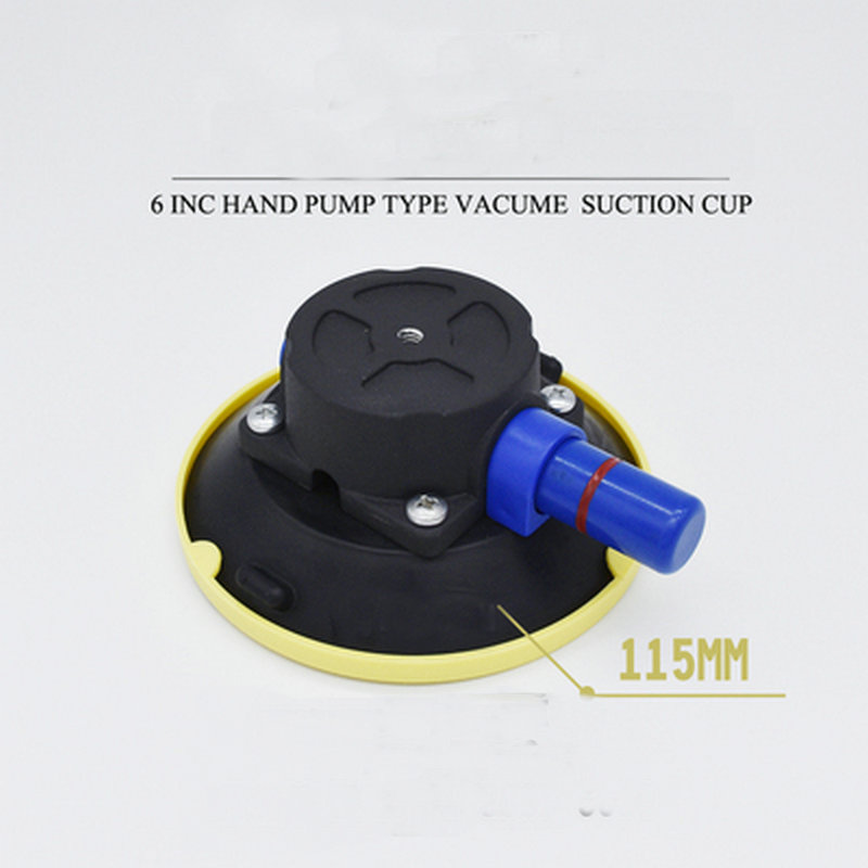 Heavy Duty Hand Pump Suction Cup For PDR  Lamp Holder