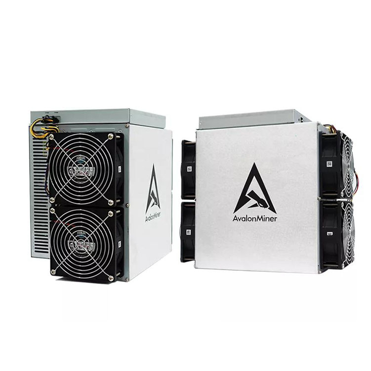 Pre-order In May New Avalon A1246 90T Bitcoin Miner Canaan Avalonminer 1246 Btc Mining Machine Canaan Avalon A1246 1