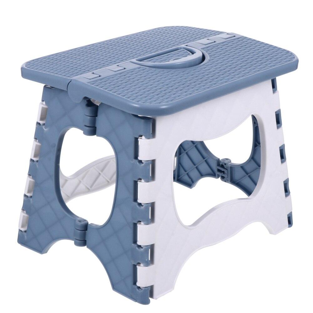 1Pc Folding Step Stool Foldable Fishing Stool Small Foldable Stool Adults Step Stool