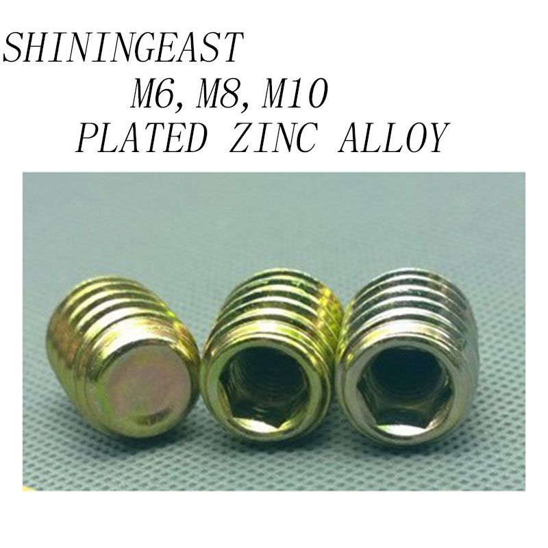 M6 x 12 BRASS SELF-TAPPING THREADED INSERTS DOUBLE ENDED SCREW IN NUTS TAPPER