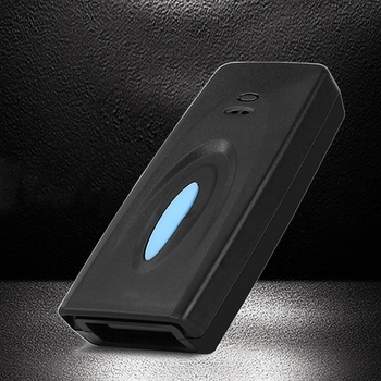 M5-QM-B Wireless Red Light Bluetooth Scanner Delivers WeChat Alipay Scanner