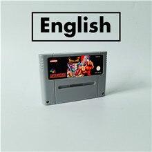 Breath of Fire tarjeta de juego RPG, versión europea, batería para guardar en inglés
