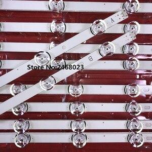 Image 5 - Nowy pełna podświetlenie matryca LED listwa LG 55LF652V 55LB630V 55LB650V LC550DUH FG 55LF5610 55LF580V 55LF5800 55LB630V 55LB6300