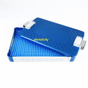 Image 5 - New Surgical Autoclavable Surgery Silicone Disinfection Box Tools Ophthalmic microsurgical instruments