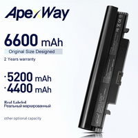 Bateria do portátil Para Samsung N100 ApexWay N143 N145P N148 N150 N250 N260 AA-PB2VC3B AA-PB2VC3W AA-PB2VC6B AA-PL2VC6B AA-PL2VC6W