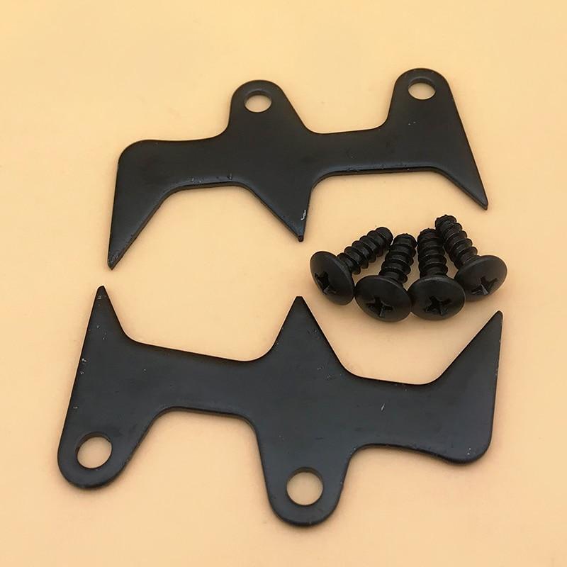 HUNDURE Bumper Spike Felling Dog Screws Kit For HUSQVARNA 142 141 136 137 36 41 Chainsaw Replacement Parts OEM 545036801
