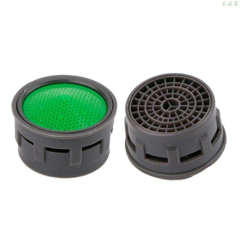 50PCS Water Saving Aerator Bathroom Faucet Bubbler Spout Net Prevent The Splash 2
