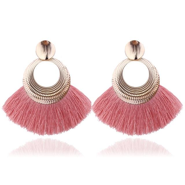 Chic Tassel Earrings  5