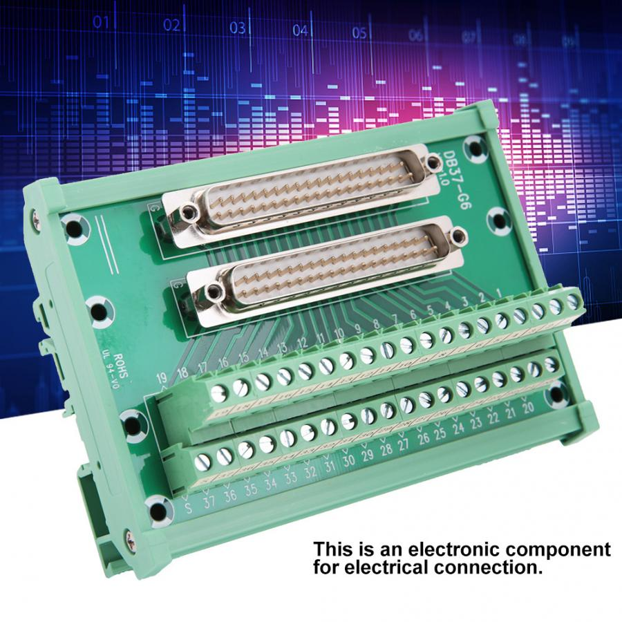4mm or 6mm control panel components din rail earth terminal connector 2.5mm