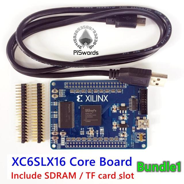 Latest Xilinx Spartan6 Xc6slx16 Core Board Xilinx Spartan 6 Fpga Development Board With 256mbit Sdram Special Offer 33b0c Cicig