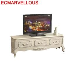 Meble Lemari doprowadziły drewna Sehpasi malowanie Madeira Para Soporte europejskiej Wodden podstawa monitora Mueble tabeli Meuble szafka Tv