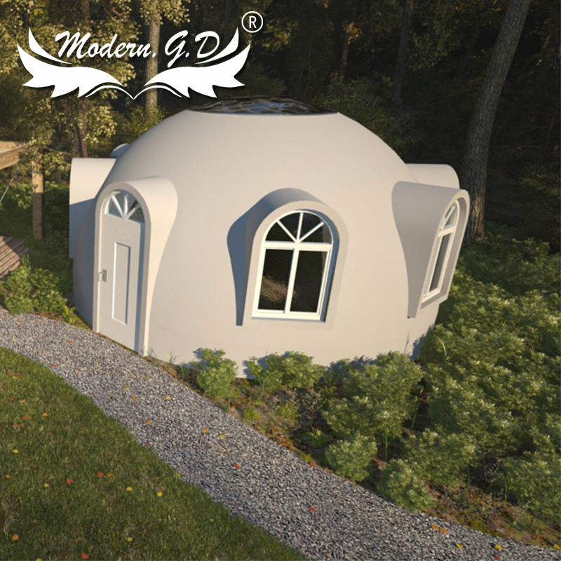 EPS Dome Modular Structure Speediness House for farm