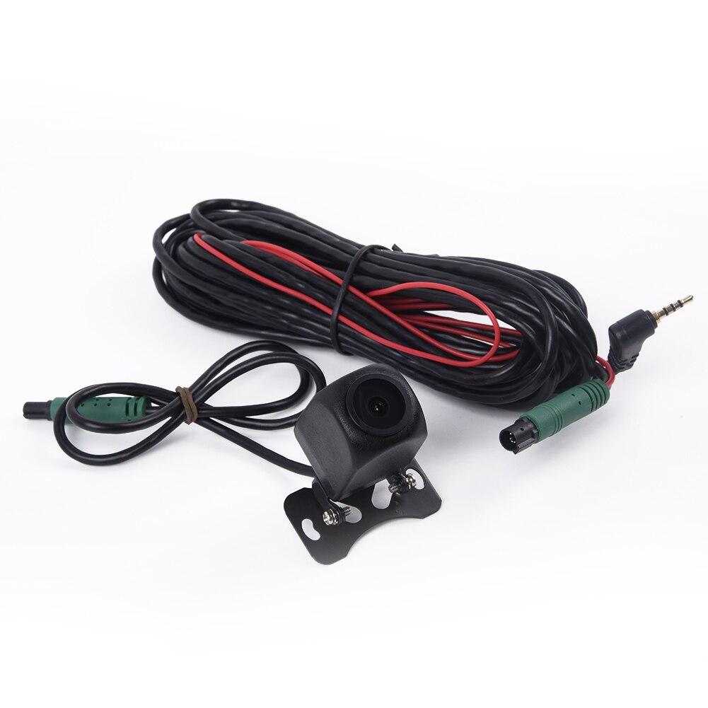 5-PIN için ters dikiz kamera araba dvr'ı kaydedici ayna DC 12V 1280*720P taşınabilir
