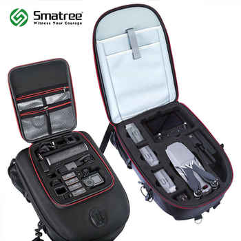 Smatree Backpack for DJI Mavic 2 Pro/Zoom for DJI OSMO Pocket/OSMO Action/Gopro 7/6/5/4/3/3+ - DISCOUNT ITEM  0% OFF All Category