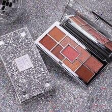 9 Color Eyeshadow Palette Glitter Matte Pearly Lustre Earth Color Eye Shadow 2020 eyeshadow palette  palette eyeshadow недорого