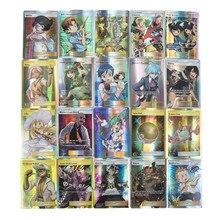 10/20 pçs conjunto pokemon trainer sem repetição brilhando cartões jogo inglês batalha carte negociação coleção cartão de brinquedo energia mega series
