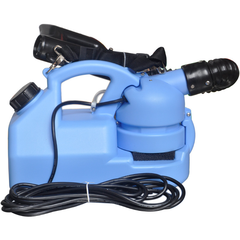7l Electric ULV Sprayer Intelligent Fogger Mosquito Killer Disinfection Machine Insecticide Atomizer Fight Drugs Ultra Capacity