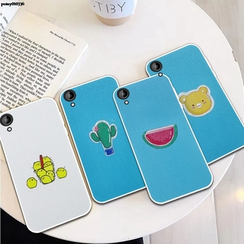 Fish 3 Silicon Soft TPU Case Cover For HTC Desire One X9 M9 M10 U11 630 650 820 825 828 830 10 12 Plus Pro Evo image